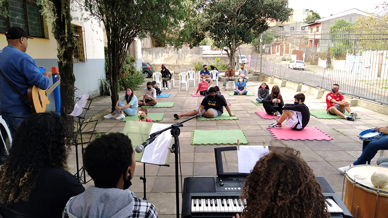 Centro Social comemora Dia da Criança